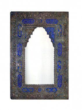 persian inspired mirror