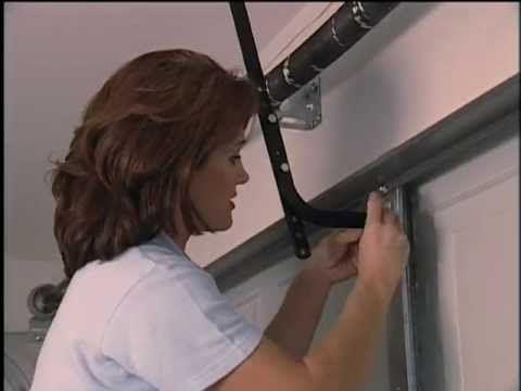 Pin By Lakrisha Tinner On Doing It Myself Some Time In The Future Garage Doors Garage Door Opener Diy Garage Door