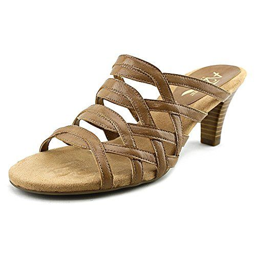d2a885718949 A2 by Aerosoles Womens Water Power Dress Sandal Tan 10 W US     Want  additional info  Click on the image. (This is an affiliate link)