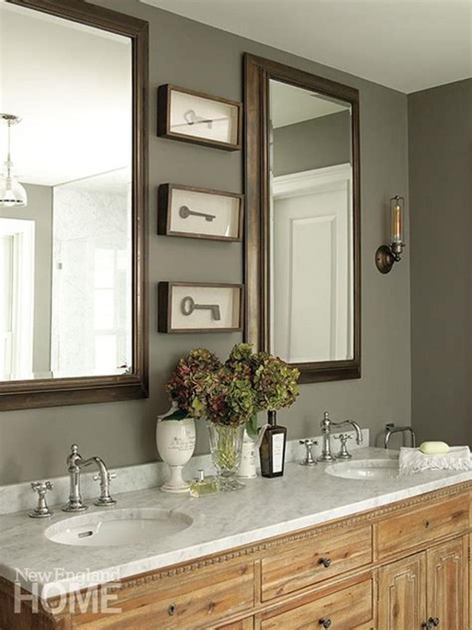 32 Best Small Bathroom Design Ideas And Decorations For 2020: 38 Best Bathroom Color Scheme Ideas For 2020