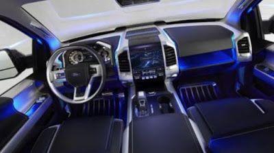 2020 Ford Bronco Interior Dengan Gambar Interior Desain Gambar