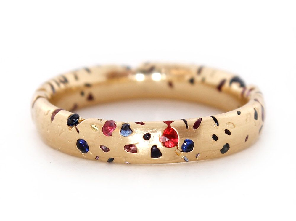 Constellation Ring Polly Wales