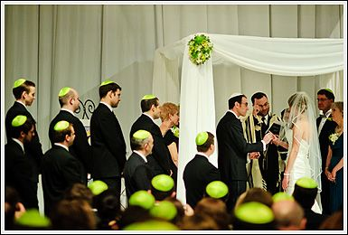 Wedding EM The Venue Jewish Change Green To Pink