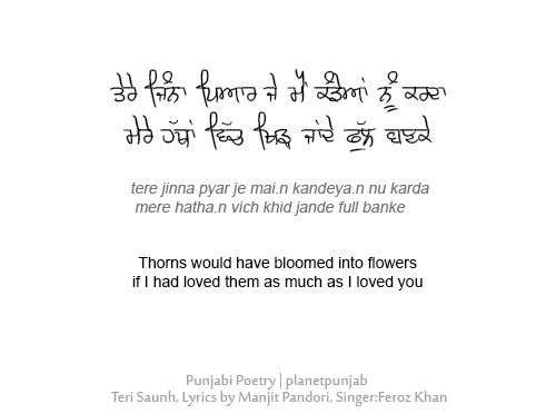 Punjabi Poetry | Quotes and Posters | Punjabi poetry, Poetry