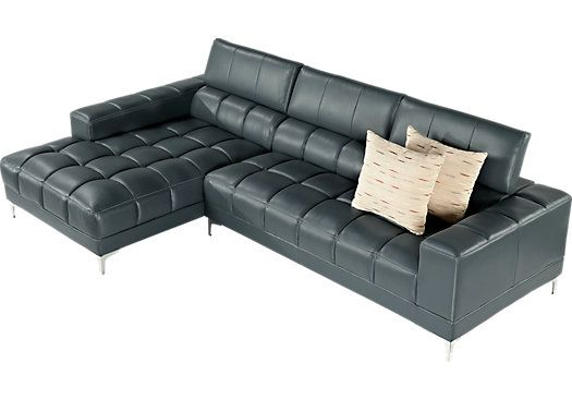 Best Shop For A Sofia Vergara Sybella Blue 2 Pc Sectional At Rooms To Go Find Living Room Sets That 400 x 300