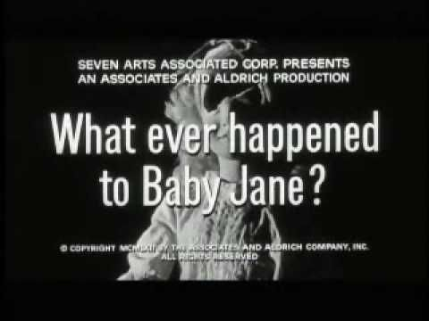 what ever happened to baby jane movie trailer