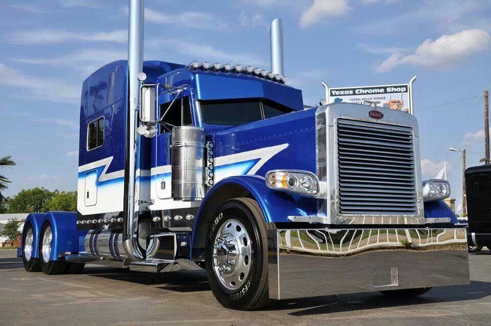 Full Custom 2020 389 Peterbilt for Will Patten 605hp ...   389 Peterbilt Show Trucks