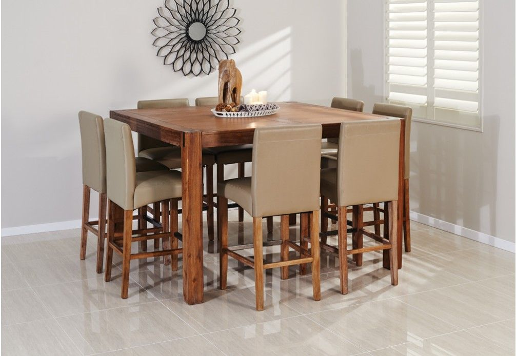 Silverwood 9 Piece Bar Suite Super A Mart These Stools
