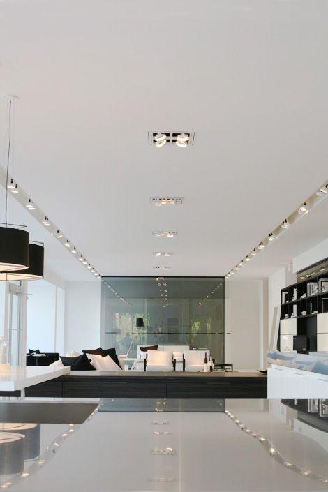 54 Downlighters Ideas Downlights Design Kitchen Led Lighting