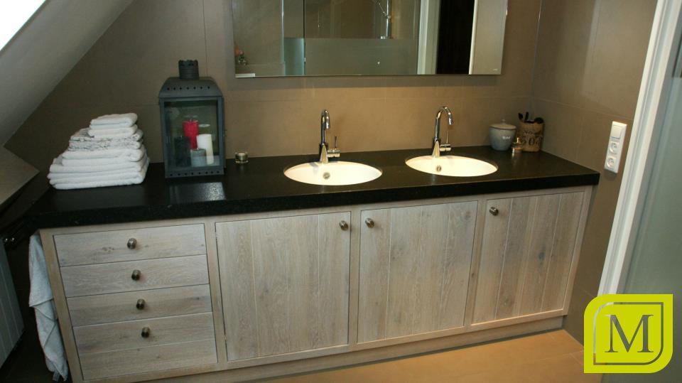 Badkamer in deventer bathroom mint keuken interieurbouw