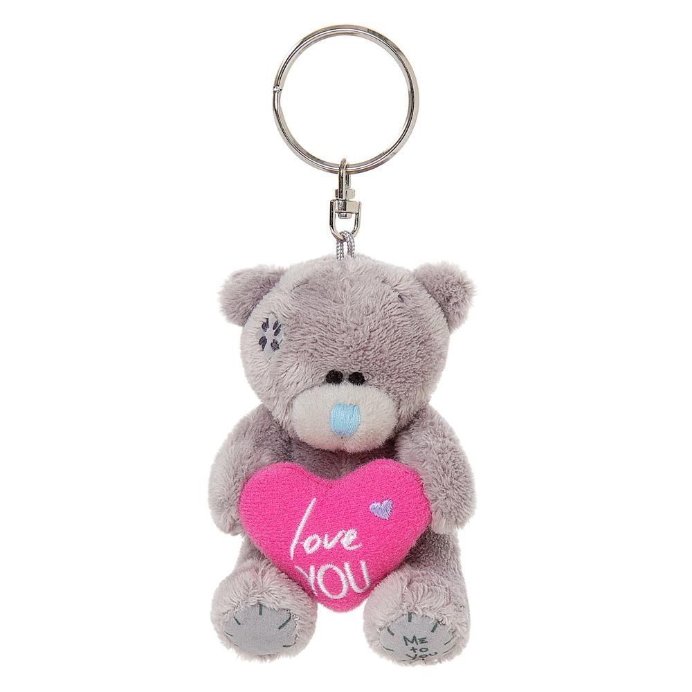 Me to You /'I Love You/' Tatty Teddy Keyring�