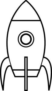 Black And White Rocket Clip Art Vector Clip Art Online Royalty Free Public Domain Clip Art Templates Printable Free Stencil Templates