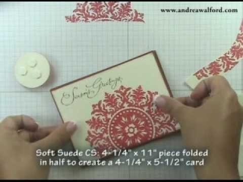 Stamping Technique: Shimmer Paint