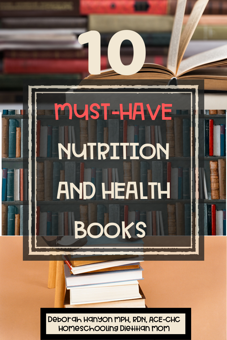 Healthy Nutrition And Cook Books Nutrition Health Books Nutrition Science