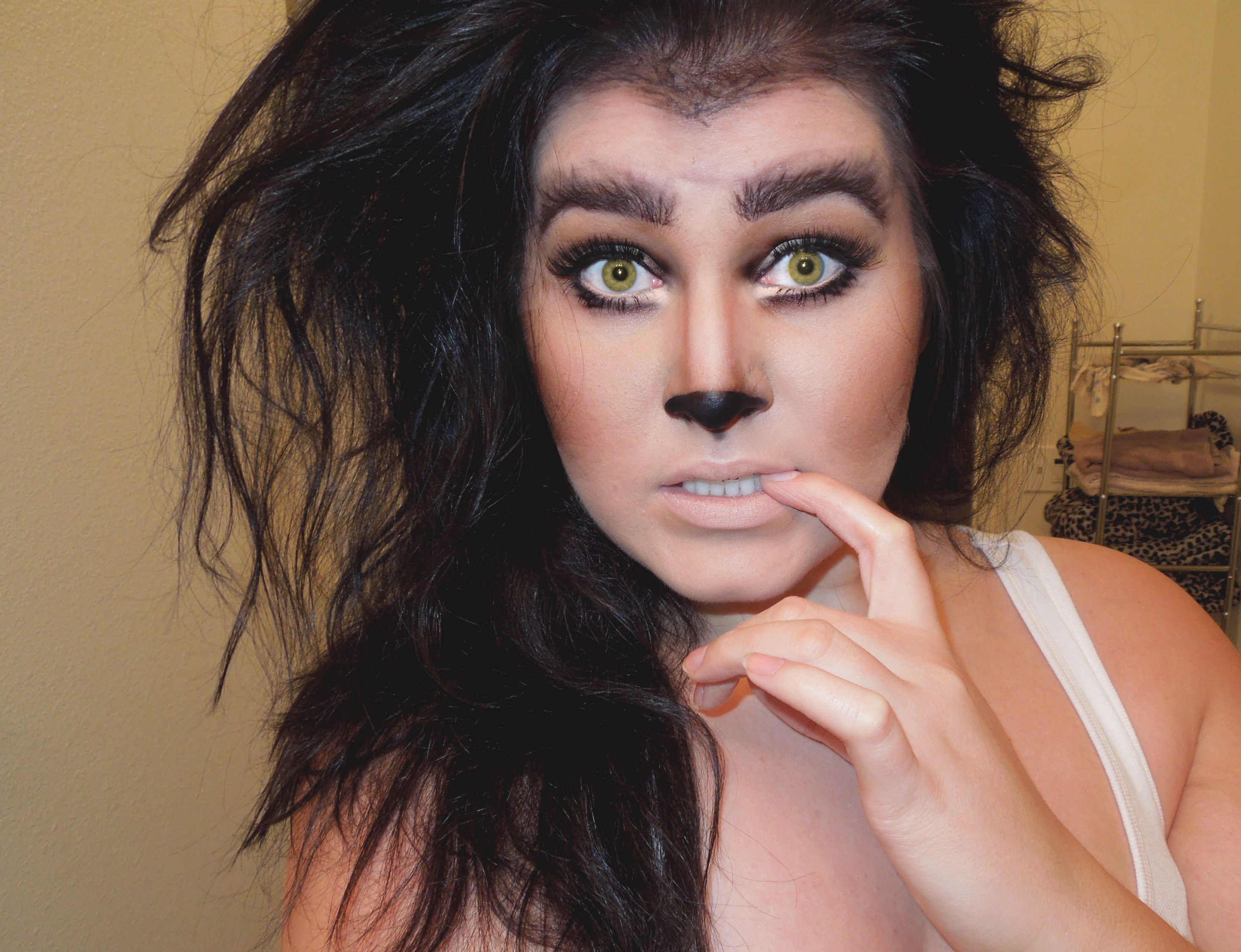 If I Had Yellow Contacts I Would So Wear Them But Photoshop Will Have To Do