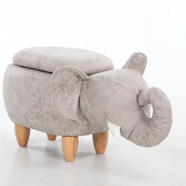 Elephant Storage Stool images