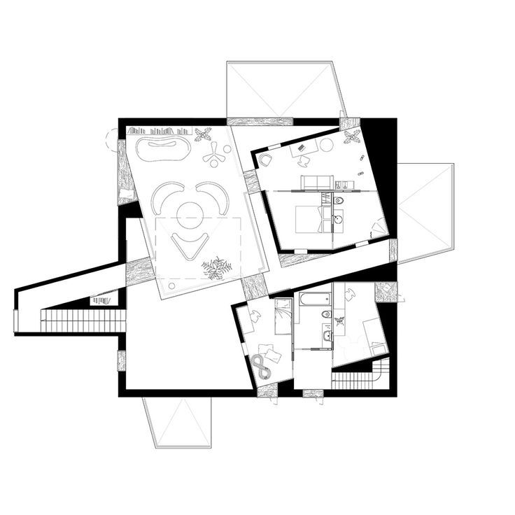2013 - 2014 Architecture Pinterest Plan architecte - Dessiner Plan De Maison