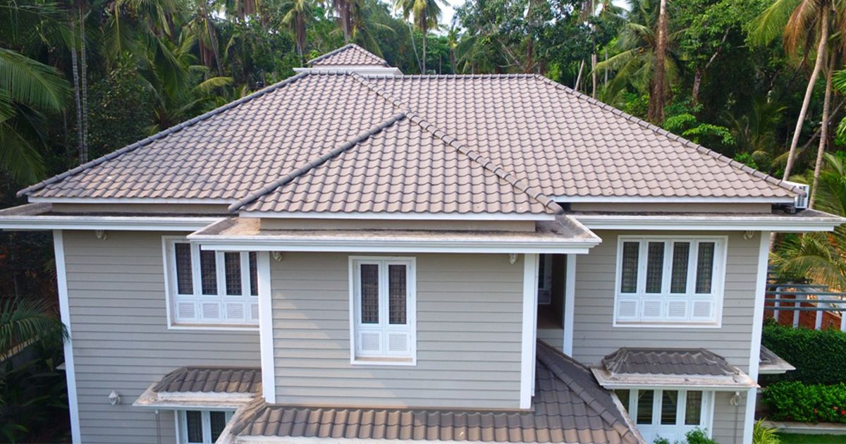Exported and Imported Roof tiles in India: Types of roofing materials |  Types of roofing materials, Roof tiles, Living roofs
