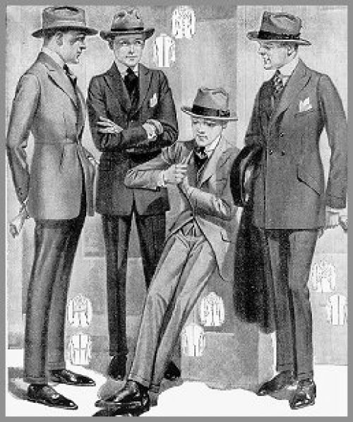 1920s fashion for men