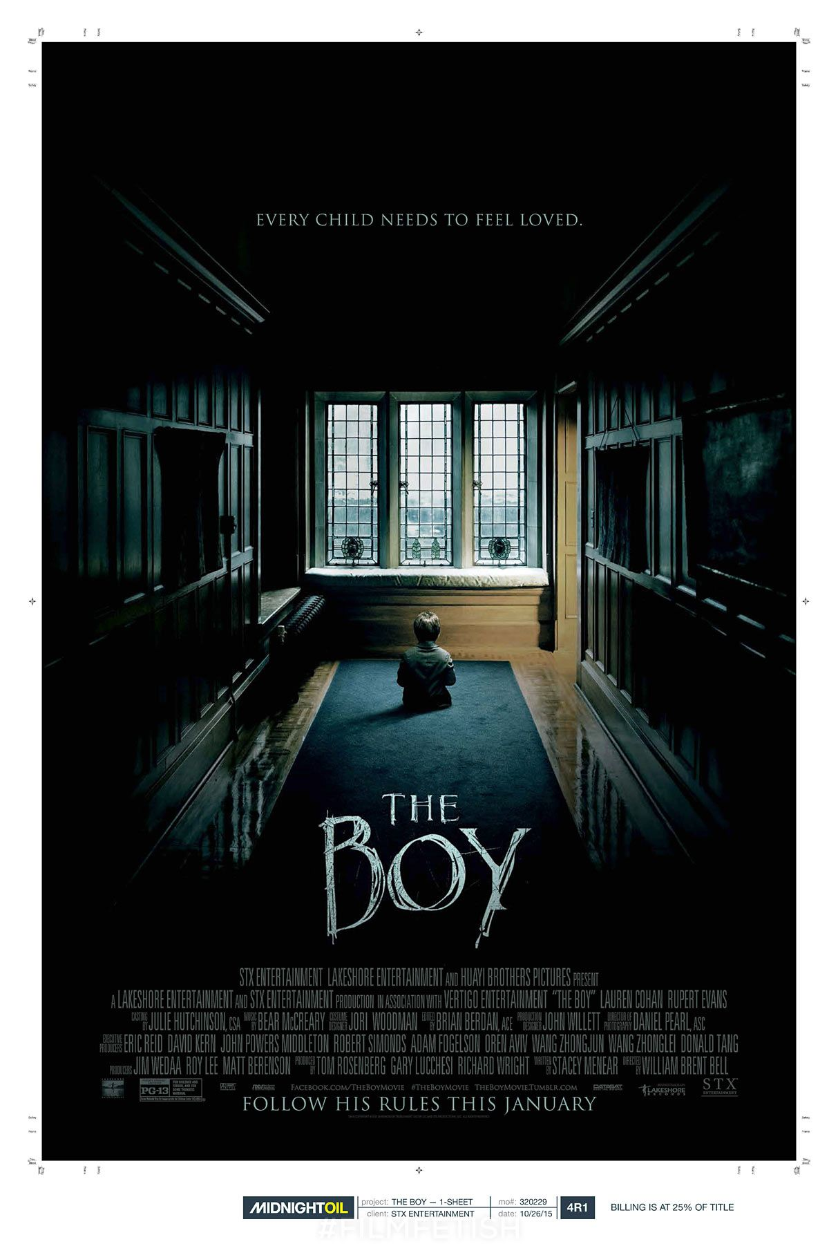 Theboymovie Images And Preview For The Walking Dead Lauren Cohan S Upcoming Horror The Boy Movies For Boys Free Movies Online Full Movies Online Free