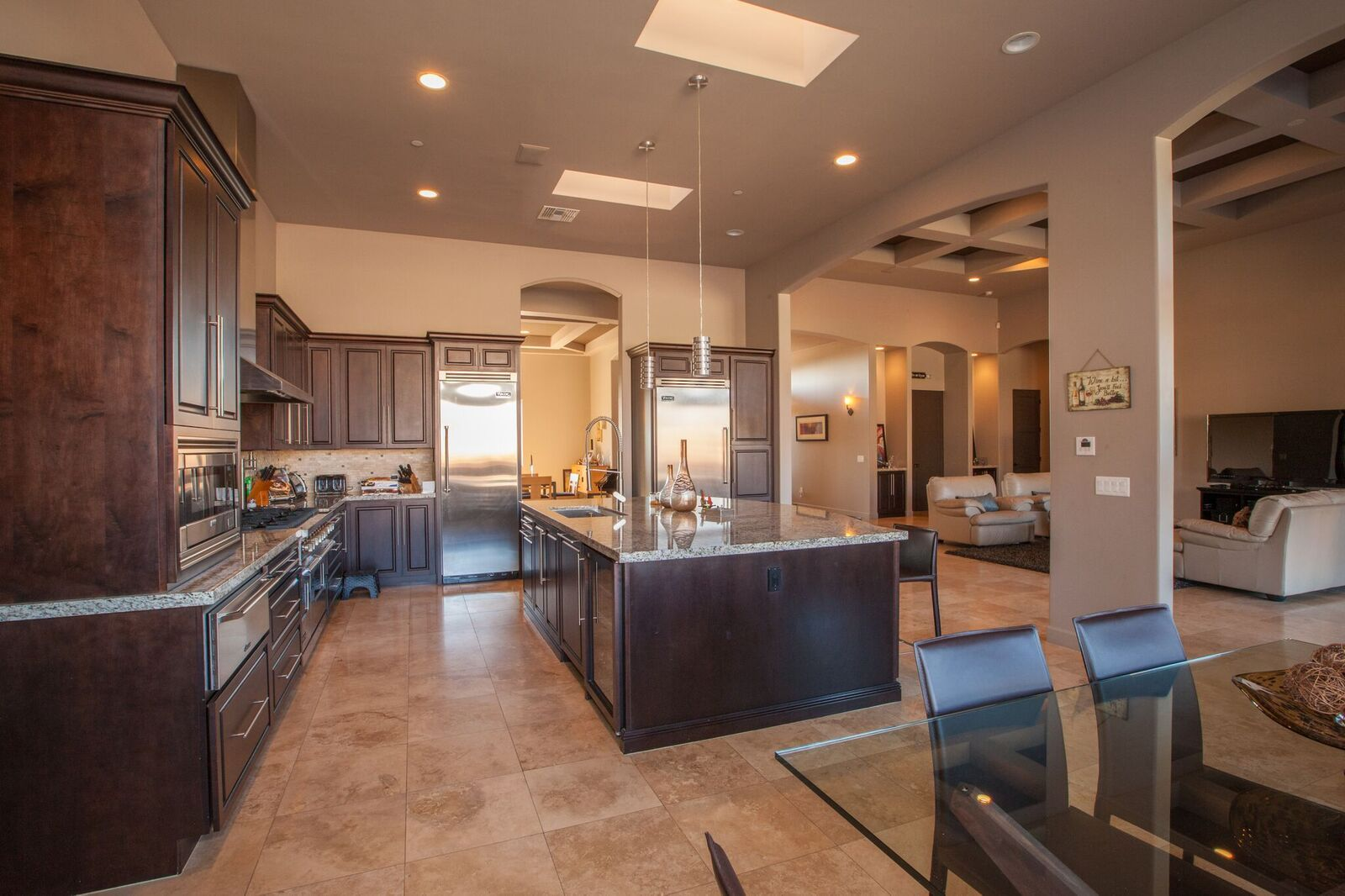 Lieblich There Is So Much To Love In This Luxury Kitchen! #KnippContracting · Beste  KüchenentwürfeLuxusküchenModerne Küchen