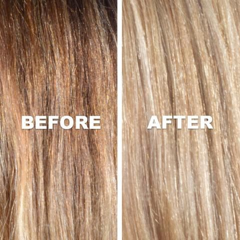 Powerful Purple Toning Hair Shampoo-Hair Colorist Recommended, Anti Brassy Hair Shampoo, Purp...