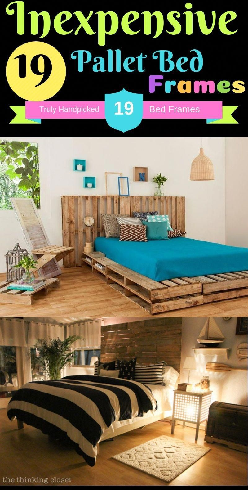 19 Exceptional Bed Frame Box Spring Queen Bed Frames And