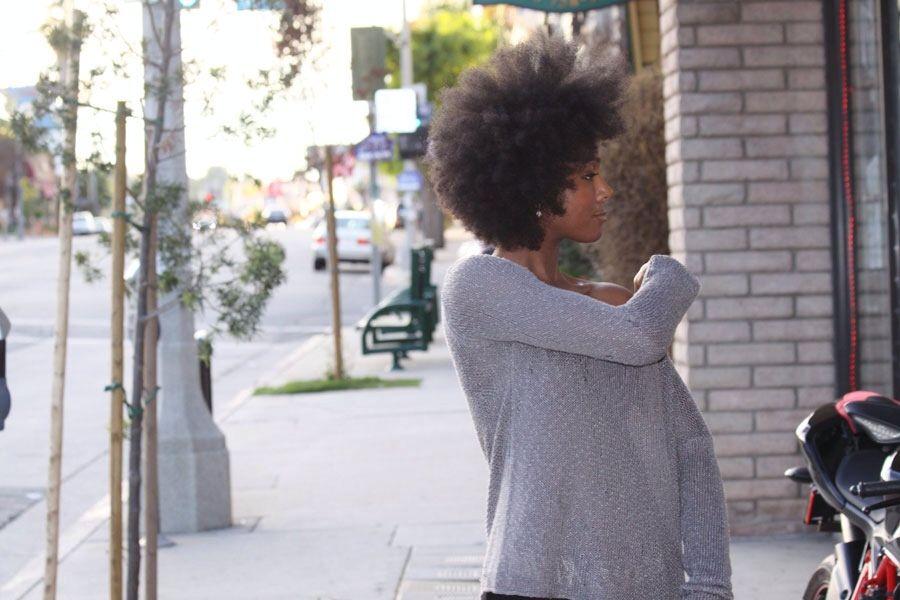 Yemzi <3 Afro's // Yashi Brown #naturalhair #afro