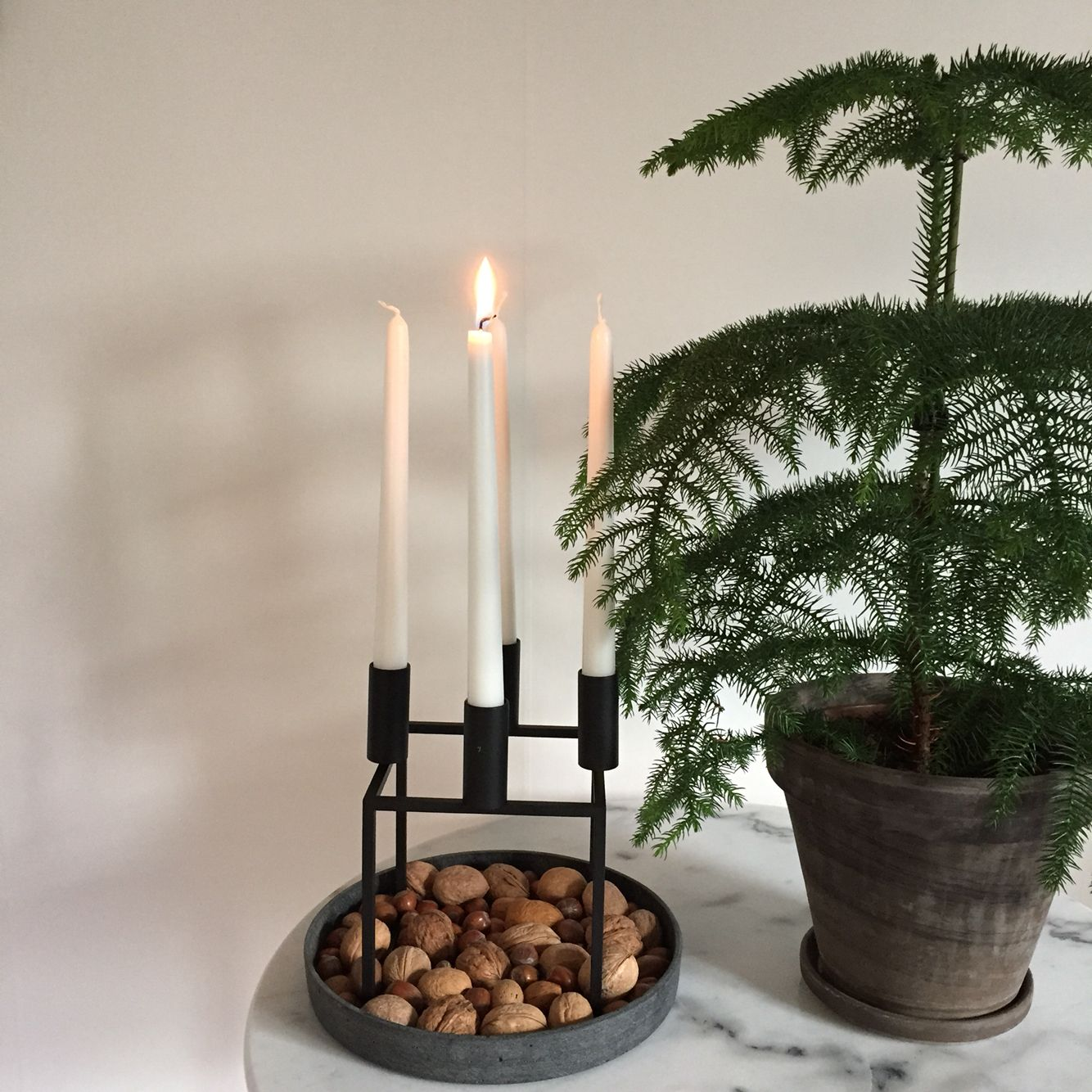 How to use your kubus candle holder for advent for Used candle holders