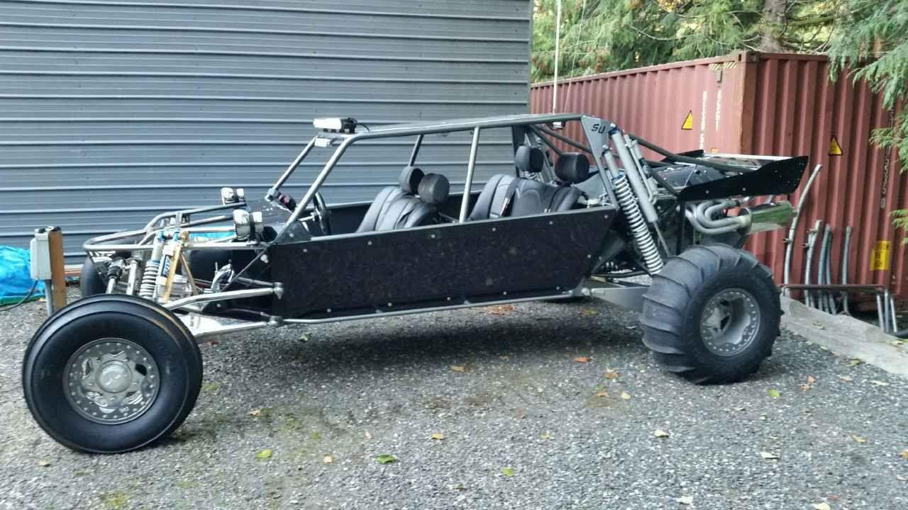 Used 2007 Custom GAS 4 PASSENGER ATVs For Sale in Washington ...