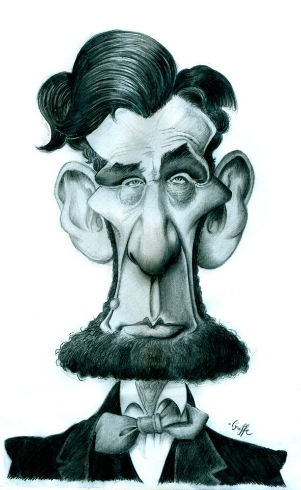 Pin By Wade Ryer On Abraham Lincoln Pinterest Caricatures