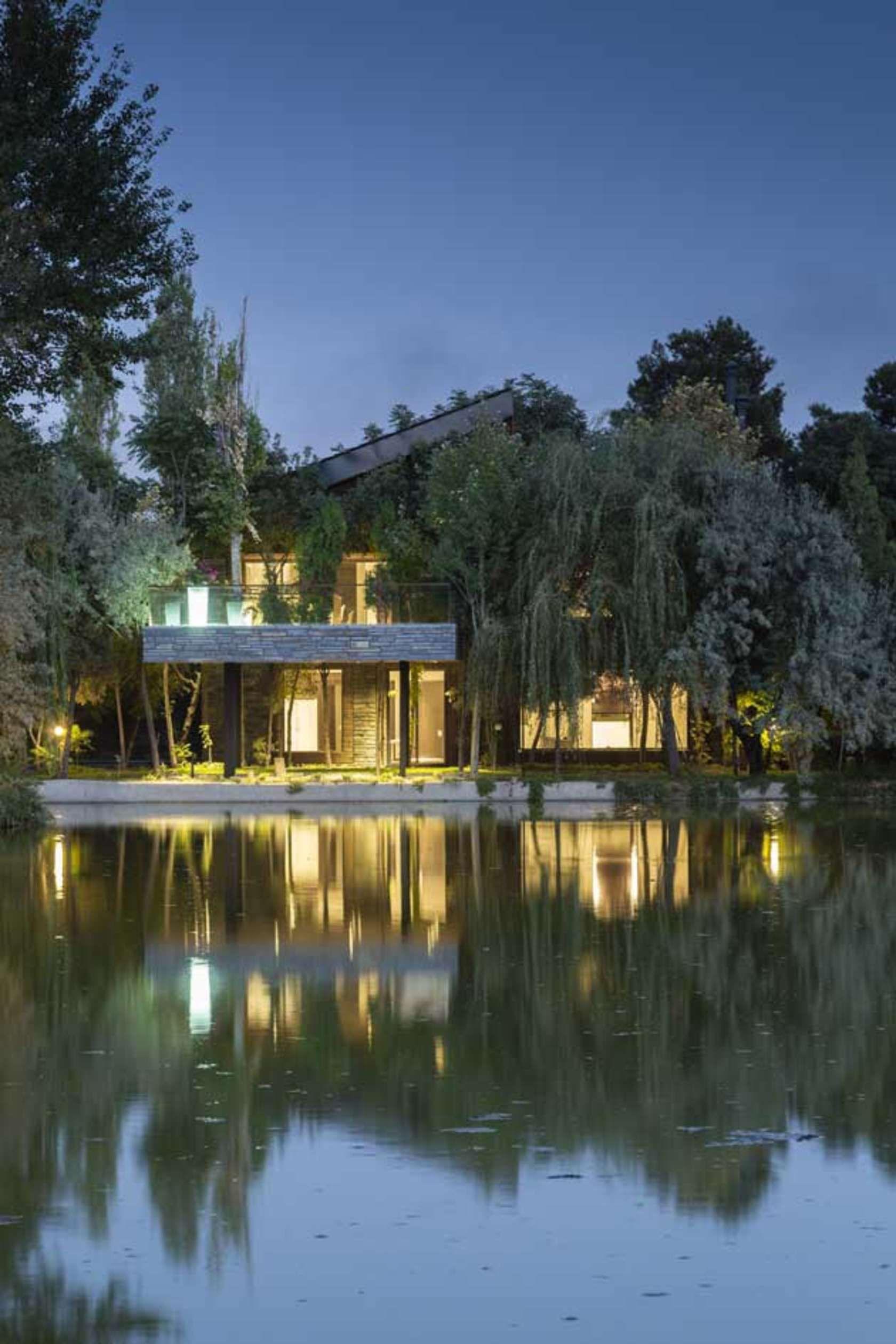 Mehrshahr Villa Hooba Design - Karaj Iran Nilan'