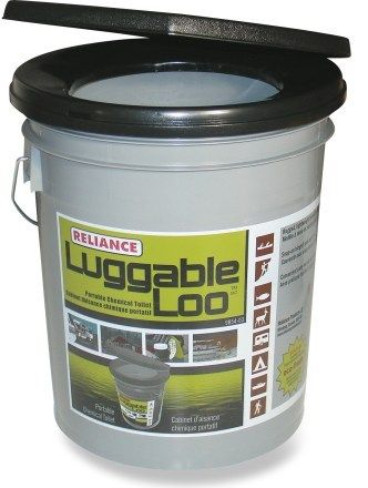 Reliance Luggable Loo Portable Toilet Rei Co Op Camping Toilet
