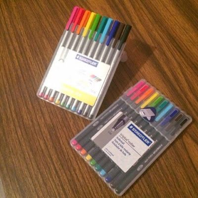 Best No Bleed Pens For Planners Notebooks And Art Diy