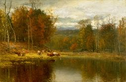View Details - Late Autumn in New England