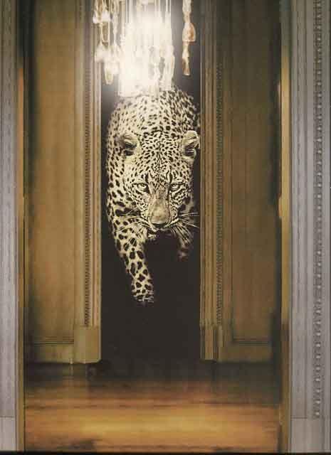 Roberto Cavalli Home Australia Ghepardo Wallpaper Panel #robertocavallihome #robertocavalli #palazzocollezioni