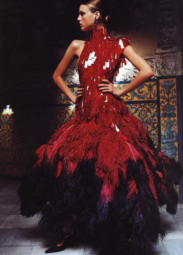 Haute Couture, Inspiration, Mario Testino