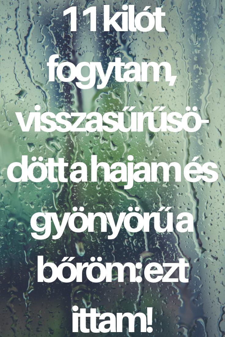 eső fogyás)