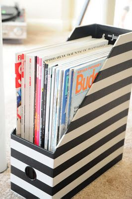 With the amount of magazines i have, i need something like this.