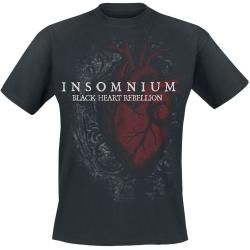 Photo of Insomnium Black Heart T-Shirt