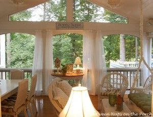 The Neat Retreat: The Benefits of Converting Your Deck Into a Screened-In Porch | Garden Club