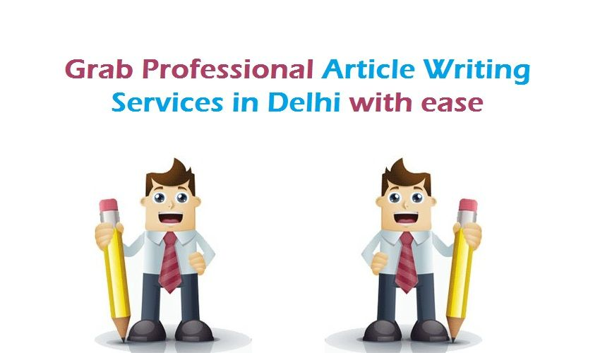 Article writing services website in india