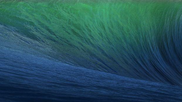 Os X Mavericks Default Wallpaper Mac Waves Wallpaper Os