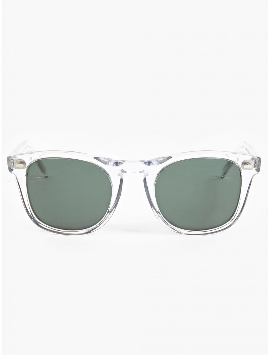 Crystal '1032' Acetate Sunglasses