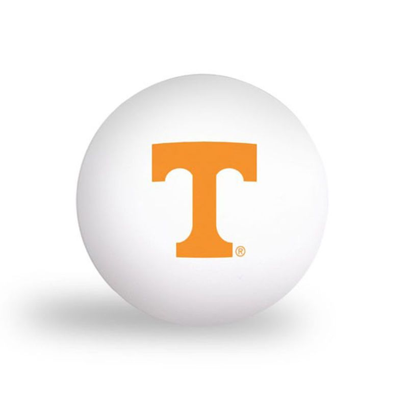 Tennessee Volunteers WinCraft 6-Pack Table Tennis Balls