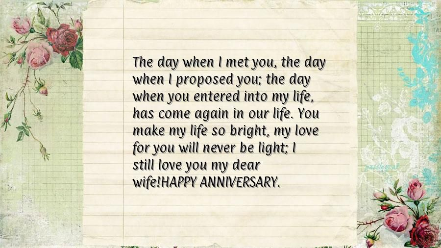 image for anniversary quotes for wife page 3 wedding anniversary