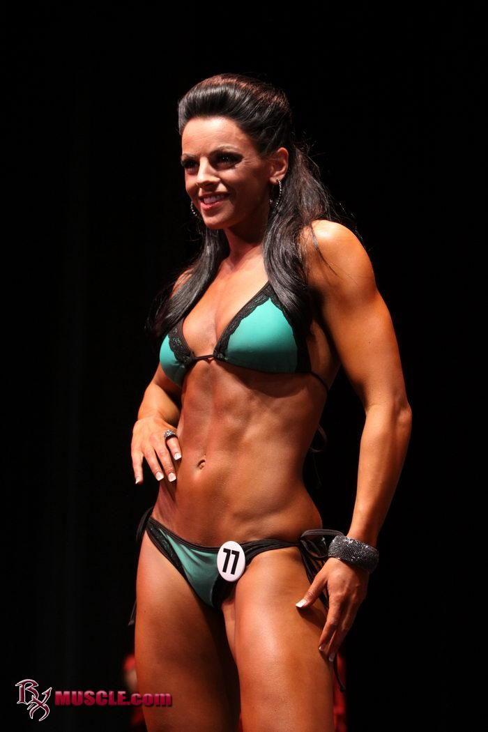 Rachel Frost - NPC EFX Big Sky Championships 2011 - #1