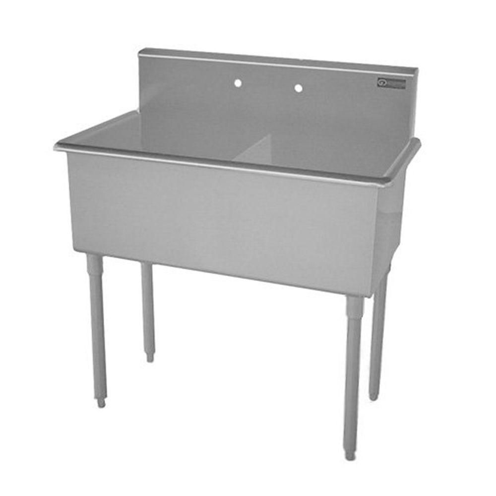 Griffin Products T Series Freestanding Stainless Steel 39x21 5x42