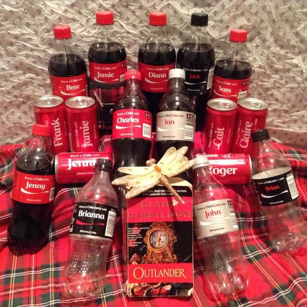 @CltcMistress: My Outlander collection has grown!!!