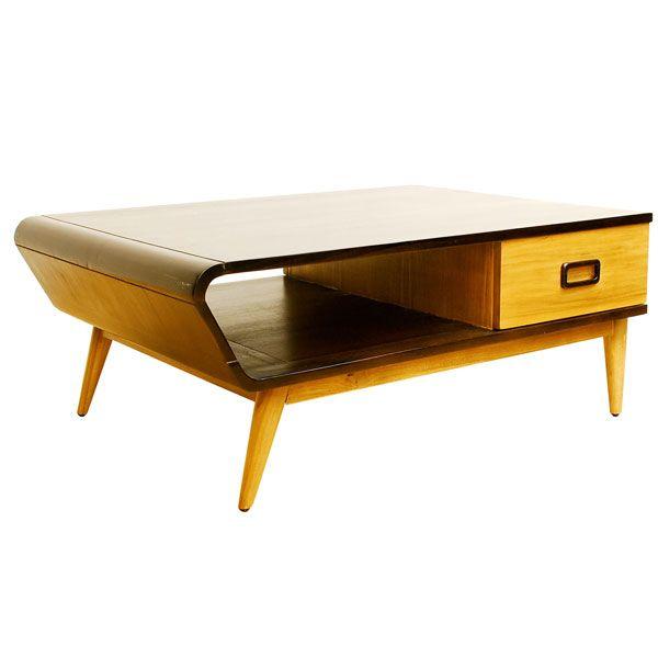 Retro Pine Effect Coffee Table httpwwwdunelmmillcomshopretro